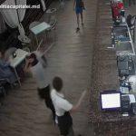 До 7 лет тюрьмы грозит хулиганам, устроившим скандал в кафе (ВИДЕО)