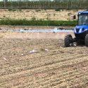 В Фалештах молодого человека насмерть задавил полевой опрыскиватель