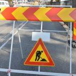 Дорожное движение на двух столичных улицах временно приостановят