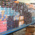 Более 200 кг контрабандного табака для кальяна нашли таможенники у водителя маршрутного автобуса (ФОТО)