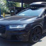 Молдаванина на числящемся в угоне авто задержали на румынской таможне