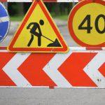 Участок улицы Студенцилор перекроют до конца августа