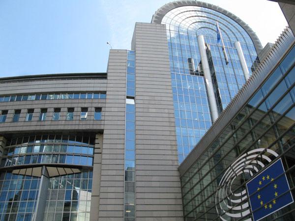 Зинаида Гречаный и Майя Санду совершают визит в Брюссель