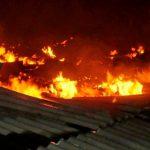 Непотушенная сигарета привела к пожару и гибели хозяина жилья