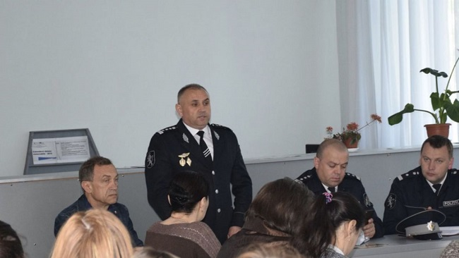 Глава Инспектората полиции Бельц ушёл в отставку
