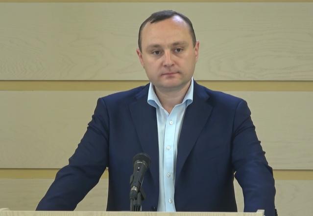 Влад Батрынча избран вице-спикером парламента