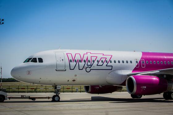 Wizz Air открывает 4 новых направления из Кишинёва
