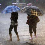 Дождливый уикенд: чего ждать от погоды в Молдове