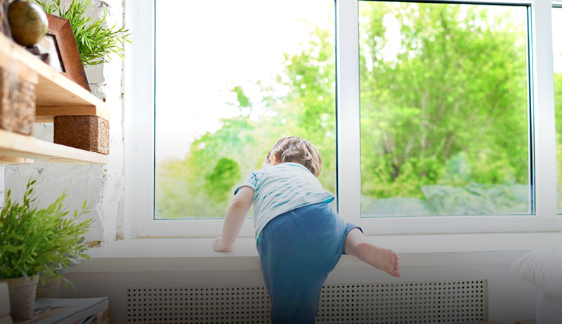 Открытые окна таят опасность для детей! Важные рекомендации для родителей и руководителей образовательных учреждений