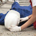 Подробности трагедии на стройке в Дурлештах: мужчина упал с 7 этажа строящегося дома