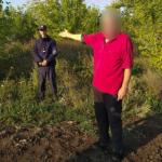 Житель Криково незаконно пересёк молдо-украинскую границу из-за просроченного паспорта