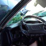 Смертельная авария в Днестровске: 26-летний водитель погиб на месте (ФОТО)