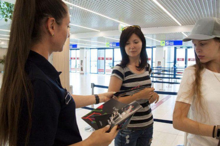 Туристам раздадут информационные брошюры о Молдове на 5 КПП страны