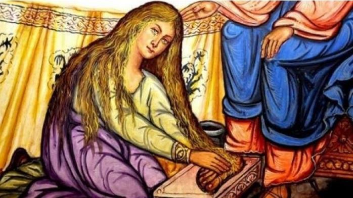 Стихи о марии магдалине