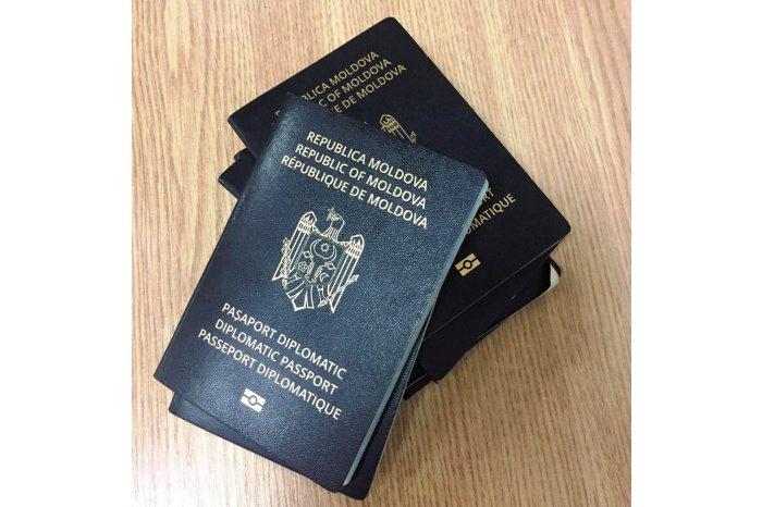 МИДЕИ выступило с уточнениями насчёт использования молдавских дипломатических паспортов