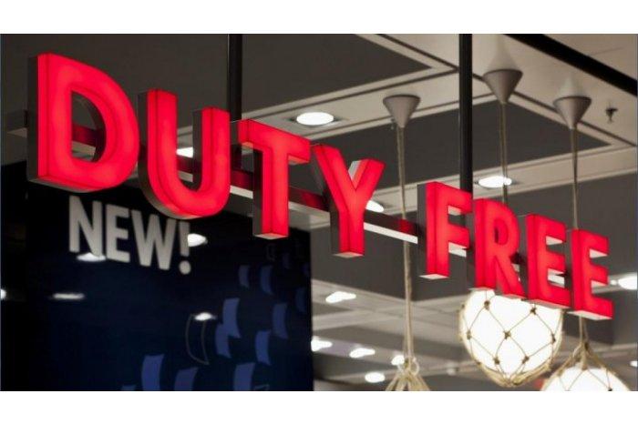 Парламент отменил льготы для магазинов duty-free
