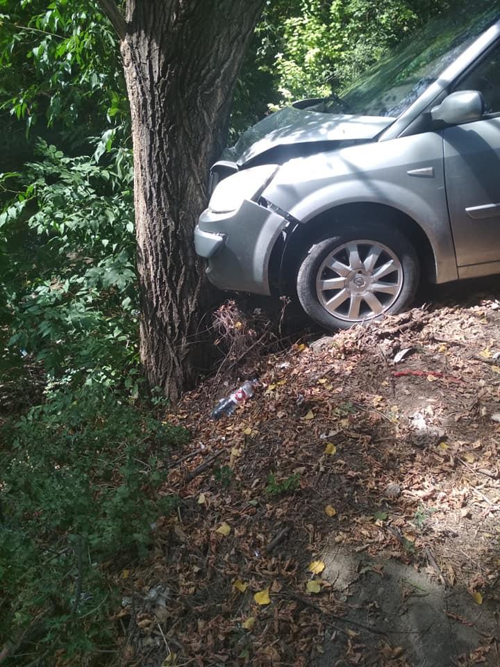 Цепная авария в столице: на Чеканах столкнулись сразу 4 авто (ФОТО)