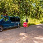 В Каушанах пограничники задержали двоих нарушителей: пьяный водитель и агрессивный пассажир попытались сбежать