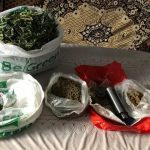В Молдове за незаконный оборот наркотиков почти на 1 млн леев задержана группа людей (ФОТО, ВИДЕО)