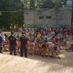 Спасатели продолжают обучать детей правилам поведения в условиях чрезвычайных ситуаций (ФОТО, ВИДЕО)