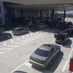 Погранполиция предупреждает: на востребованном КПП страны загружен трафик (ФОТО)