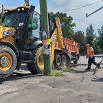 Благодаря социалистам с сегодняшнего дня стартует капитальный ремонт улицы Зелинского