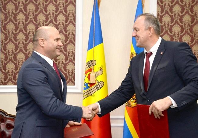 Минобороны и Служба госохраны впервые подписали соглашение о сотрудничестве (ФОТО)