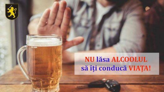 Полиция настоятельно призывает автолюбителей не садиться за руль в состоянии опьянения