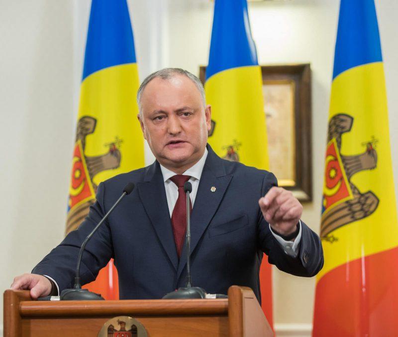 Додон: Уступив аэропорт Кишинева ради инвестиций в 224 млн евро, власти позволили частной фирме заработать 1 млрд евро за счет граждан (ВИДЕО)