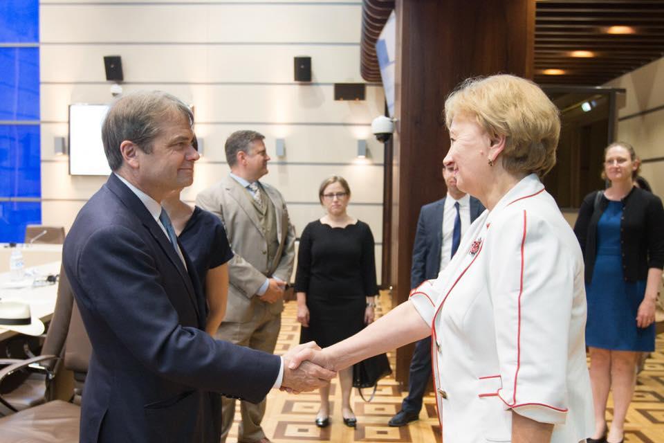 Гречаный: Политформирования, составляющие парламентское большинство, будут продолжать работать в интересах народа (ФОТО)
