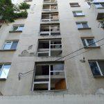 Благодаря социалистам в ещё одной многоэтажке на Ботанике заменят окна (ФОТО)