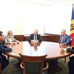 Додон встретился с главой делегации ЕС в РМ (ВИДЕО, ФОТО)