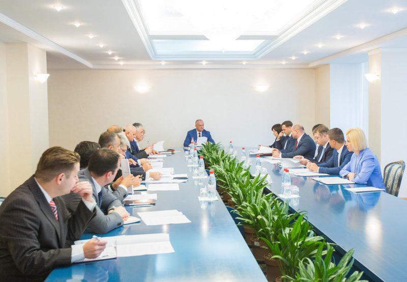 Сегодня состоится заседание Высшего совета безопасности