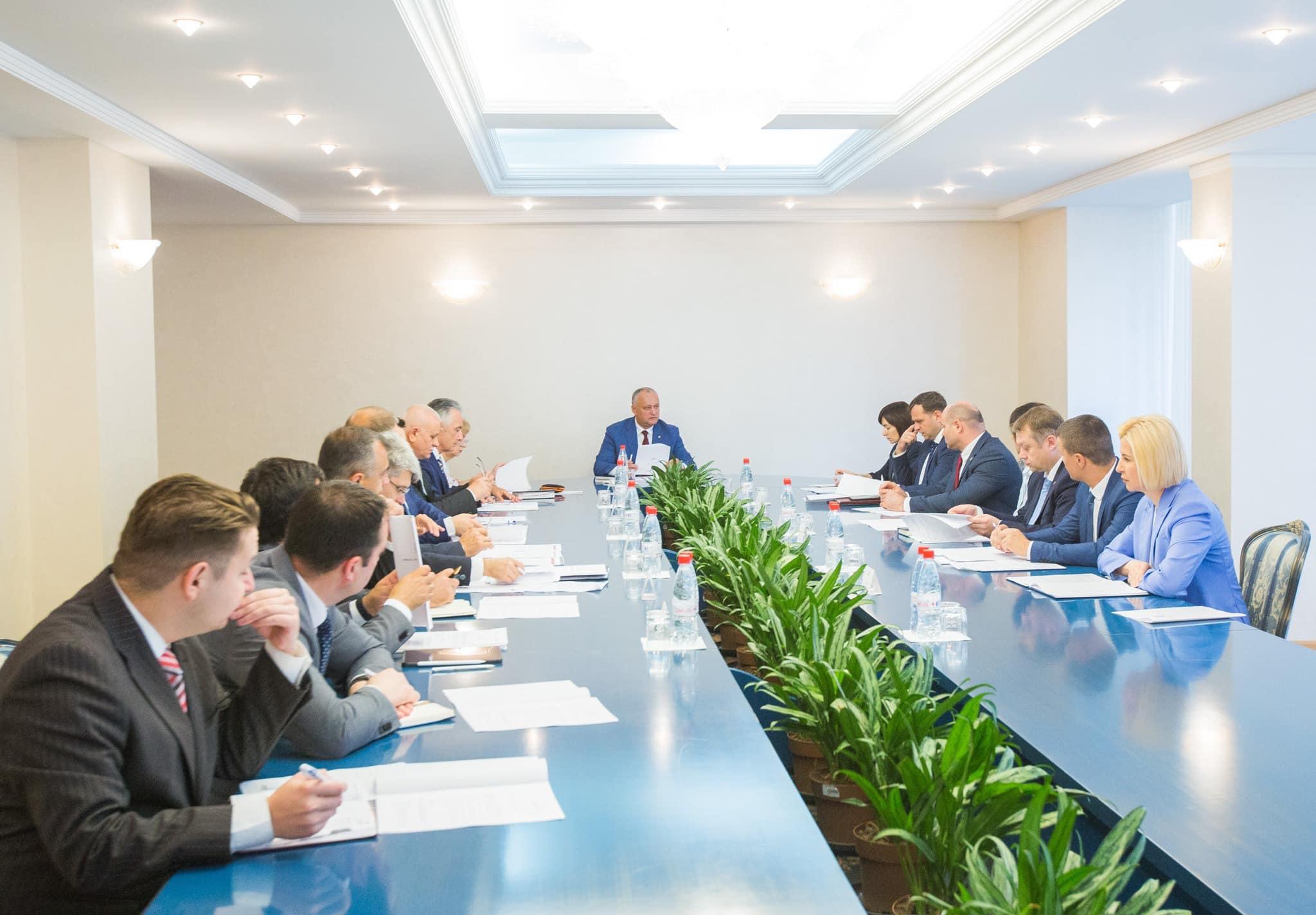 Президент подвел итоги заседания Высшего совета безопасности (ВИДЕО, ФОТО)