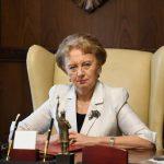 Спикер представила приоритеты весенней сессии парламента