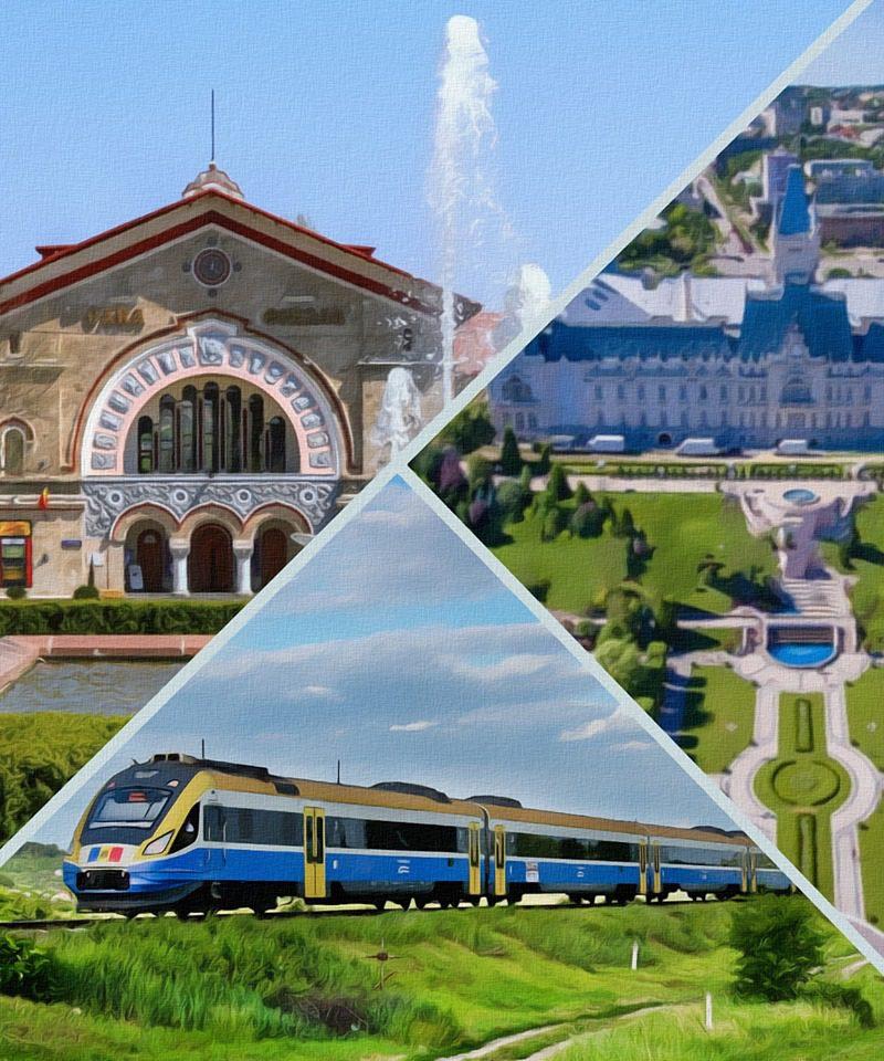 ЖДМ объявляет о дополнительных рейсах в Яссы в конце августа