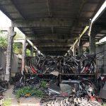 В Бельцах обнаружен подпольный склад, где разбирали автомобили и продавали запчасти: ущерб государству составил более 1,5 миллиона леев (ФОТО, ВИДЕО)