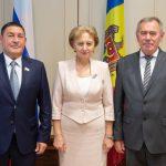 Двое представителей Республики Башкортостан были удостоены дипломов молдавского парламента