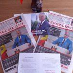 Социалисты проводят Единый день информирования по всей стране