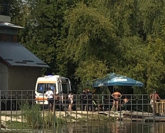 "Трагедия в Кишинёве: мужчина утонул в озере парка ""Валя Морилор"""