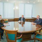 Додон провел встречу с послом Словакии в Молдове