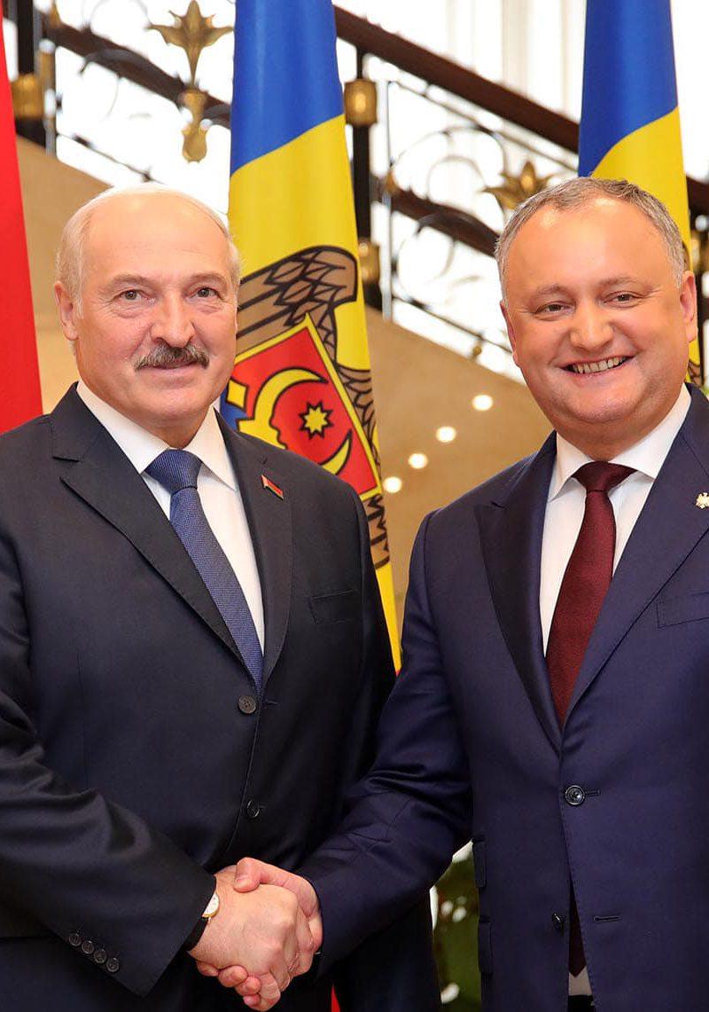 Додон: Беларусь, благодаря Лукашенко, смогла сохранить и приумножить то, что в Молдове разрушили (ВИДЕО)