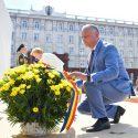 В Кишиневе был торжественно открыт памятник освободителям, отреставрированный по инициативе президента (ФОТО, ВИДЕО)