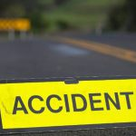 Автомобиль врезался в дерево в Бричанах. Водитель госпитализирован
