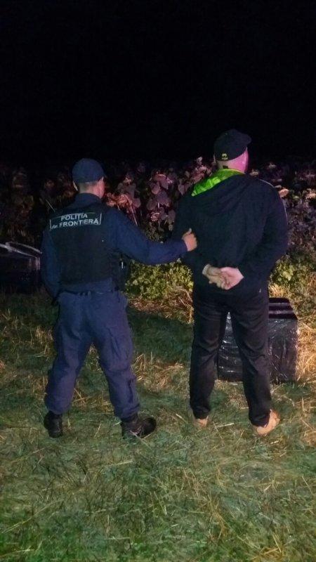 Пограничники задержали партию контрабандных сигарет на севере страны (ФОТО, ВИДЕО)