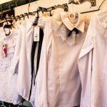 """Перед началом учебного года """"предприимчивая"""" бендерчанка украла вешалку с белыми блузками"""