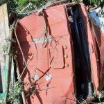 Смертельное ДТП в Страшенах: водитель КамАЗа скончался после того, как влетел в лес
