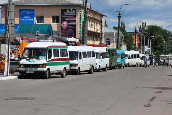 В Бендерах на несколько дней изменят маршруты общественного транспорта
