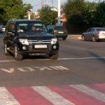 В Дубоссарах водитель сбил пешехода при движении задним ходом