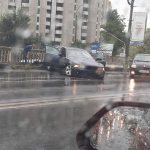Страшная авария в столице: машина едва не вылетела с Измайловского моста